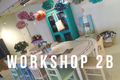 Workshop verftechnieken 2B   3 juli 18.30 uur